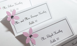 Event place cards